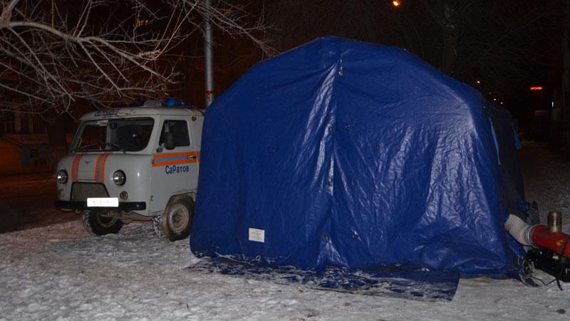 Вадминистрации Саратова поведали, когда возвратится тепло вдома наулице Зарубина