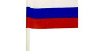 В Саратове задержали торговцев флажками с российским триколором