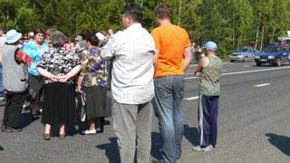 Дачники планируют перекрыть Сокурский тракт