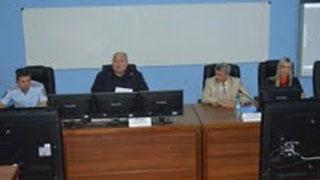 Выпускники СГЮА посетили региональное управление МВД