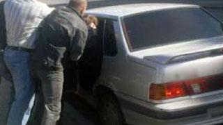 Похищение человека в центре Саратова закончилось «дружбой»