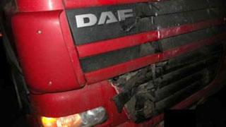 В Ленинском районе грузовик задавил 80-летнего пенсионера