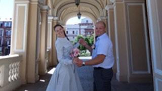 Балаковская волейболистка вышла замуж за своего тренера