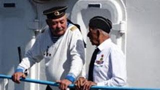 В Энгельсе отметили День Военно-Морского Флота