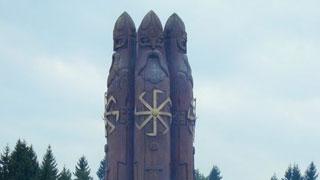 В новом парке Саратова предложено построить славянский храм