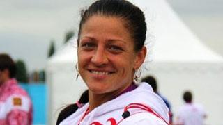 Байдарочница из Энгельса выиграла медаль «на лучшем в мире» канале