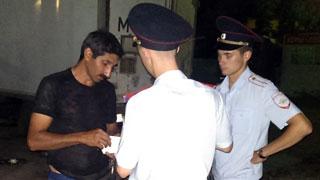 Полицейские устроили облаву на рынок «Привоз»
