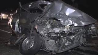 Водитель «ВАЗа» вылетел на встречную полосу и погиб в ДТП