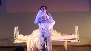 Театр из Москвы приехал в Саратов для спектакля в детской больнице