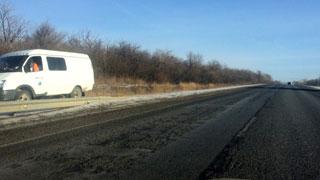 Чиновник обвинил водителей в порче трассы Вольск-Балаково
