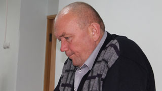 Василий Синичкин: «Я прошу - дайте приговор, осудите меня»