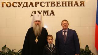 Николай Панков призывает к сохранению традиционных ценностей