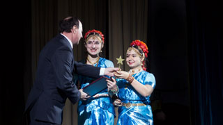 В СГЮА прошел фестиваль «Академия зажигает звезды!»