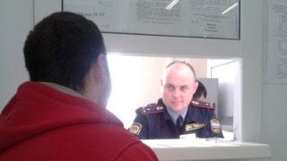 В Заводском районе прошла проверка РЭО ГИБДД