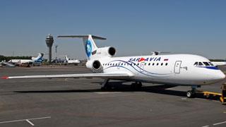 Транспортная прокуратура проверяет вынужденную посадку «Як-42»