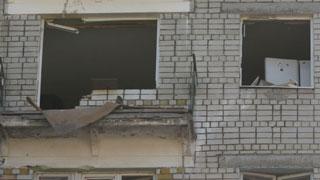 При взрыве на Московской пострадал один человек