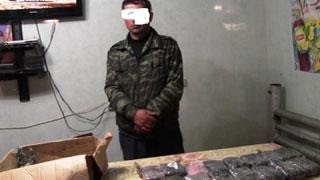 Член этнической группы наркодилеров «козырял» номером машины «228»