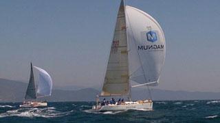 Саратовские яхтсмены выиграли регату в Эгейском море