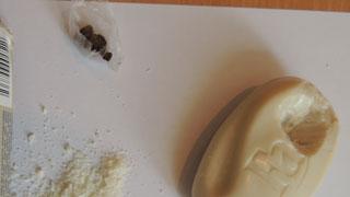 Осужденному пытались передать наркотики в мыле