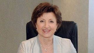 Зинаида Самсонова спонсировала детский фестиваль