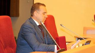 Грищенко об обращении за помощью к бизнесу: «Синичкин попросил уже»