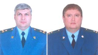 Назначены прокуроры в Калининский и Ртищевский районы