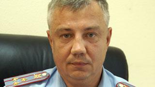 Замначальника полиции Вадима Афонина перевели в УФМС