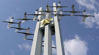 От монумента «Журавли» построят железную дорогу