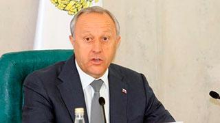 Губернатор Радаев считает Саратовскую область территорией лидерства