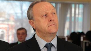 Валерий Радаев стал «почетным ветераном»