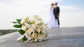 В Саратове на День города прошли 132 свадьбы