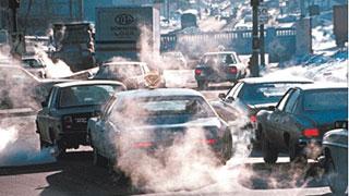 В Кировском районе зафиксировано загрязнение воздуха оксидом углерода