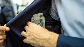 Адвоката заподозрили в подкупе следователя УФСКН за 300 тысяч рублей