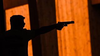 В Юбилейном неизвестный выстрелил в голову бизнесмену