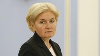 В Саратов прибывает вице-премьер Ольга Голодец