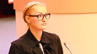 Екатерина Карлсон возглавила Волжскую администрацию