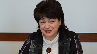 Марине Алешиной пожаловались на расточительный банкет в Пенсионном фонде