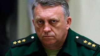 В Саратовскую область прибыл с проверкой командующий РВСН