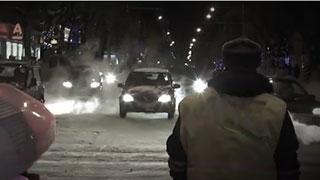 Саратовские полицейские сняли клип про свою работу