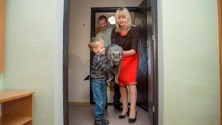 Сотрудники СГЮА получили ведомственное жилье
