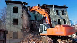 Дубривный распорядился снести 17 многоквартирных домов