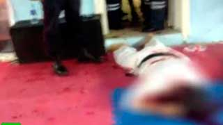 Убийца добивал Азамата Норманова рукоятью пистолета