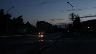 Жители новых микрорайонов Саратова жалуются на отсутствие освещения