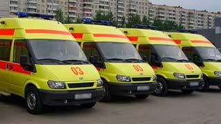 На обновление парка скорой помощи выделили 21 млн рублей