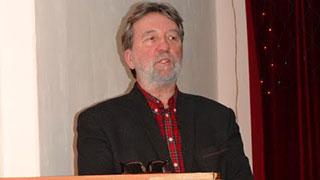 В Балашов приехал московский писатель Евгений Анташкевич