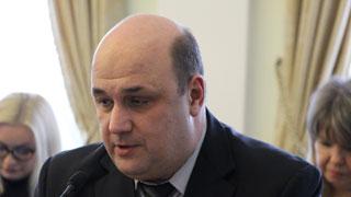 Дубривный возглавил региональный Фонд соцстрахования
