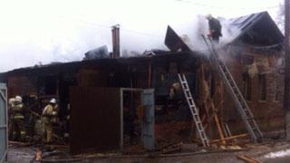 Возле Пентагона сгорел дом на три квартиры