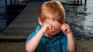 Нашлась мать брошенного на улице трехлетнего мальчика