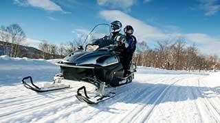 У водителей снегоходов будут требовать удостоверение тракториста-машиниста