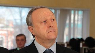 Отставка губернатора